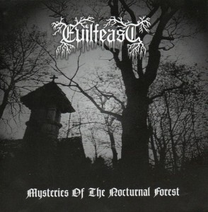 EVILFEAST - Mysteries Of The Nocturnal Forest (CD)