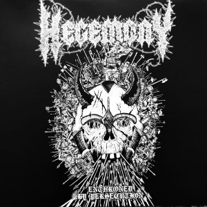 HEGEMONY - Enthroned By Persecution (LP)