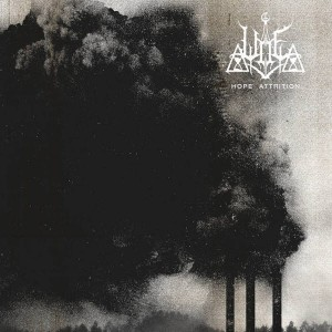 WOE - Hope Attrition (LP)
