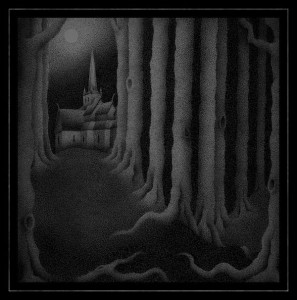 I MYRKRI - Black Fortress of Solitude (LP)