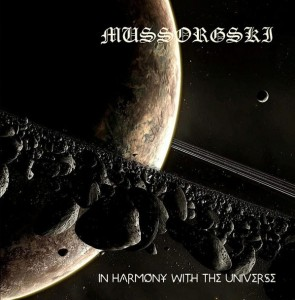 MUSSORGSKI - In Harmony With The Universe (CD)