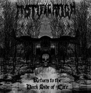 MYSTIFICATION  - Return to the Dark Side of Life (CD)