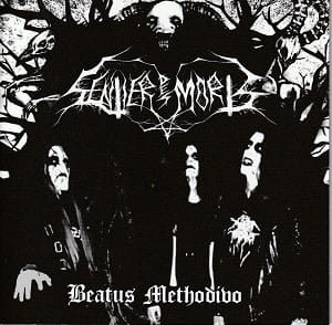SENTIER DES MORTS - Beatus Methodivo (CD)