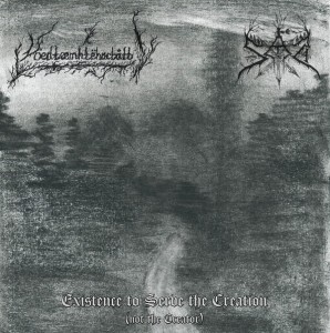 SAD / VOEDTAEMHTEHACTATT - Existence To Serve... (CD)