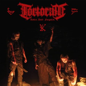TORTORUM - Rotten. Dead. Forgotten. (CD)