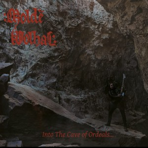 MOLDE VOLHAL - Into The Cave of Ordeals (DigiCD)