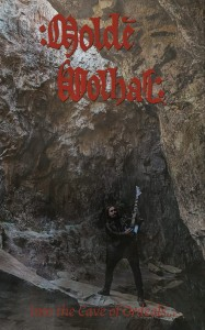 MOLDE VOLHAL - Into The Cave of Ordeals (MC)