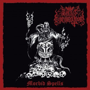 HELL'S CORONATION Morbid Spells (CD)