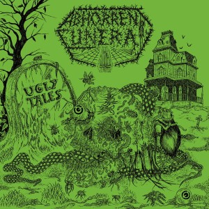 ABHORRENT FUNERAL - Ugly Tales (CD)