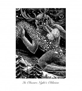 AUTUMN'S RAPTURE - In Obscure Night's Oblivion (LP)