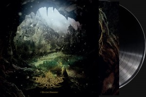 DRUADAN FOREST - The Lost Dimension LP (black)
