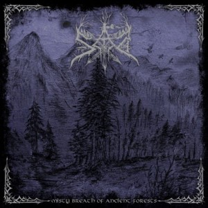 SAD - Misty Breath Of Ancient Forests (CD)