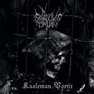 SHADOW'S MORTUARY - Kuoleman Portit (CD)