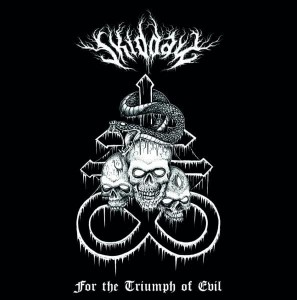 SKIDDAW - For The Triumph of Evil (CD)