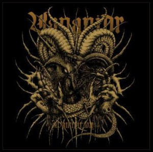 VANANIDR - Damnation (CD)