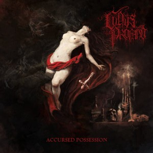 CULTUS PROFANO - Accursed Possession (DigiCD)