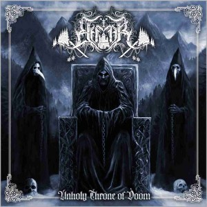 ELFFOR -  Unholy Throne Of Doom (Slipcase CD)