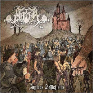 ELFFOR - Impious Battlefields (Slipcase CD)