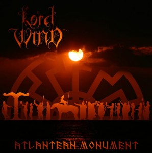 LORD WIND - Atlantean Monument (CD)