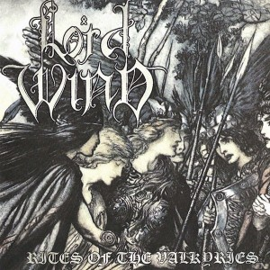 LORD WIND - Rites Of The Valkyries (CD)