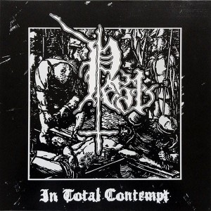 PEST - In Total Contempt (LP)
