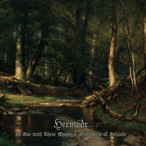 HERMODR - As One.. - A Moment of Solitude (CD)