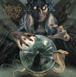 MONGREL'S CROSS - Arcana, Scrying and Revelation (CD)