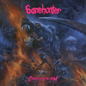 BONEHUNTER - Children Of The Atom (CD)