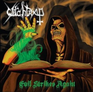 WITCHTRAP - Evil Strikes Again (CD)