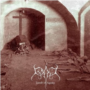 GRAV - Tomb of Agony (CD)