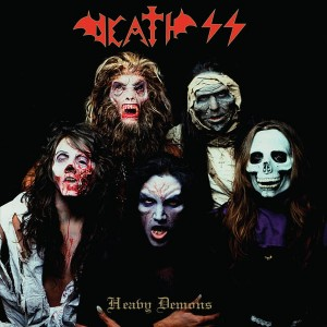 DEATH SS - Heavy Demons (DigiCD)