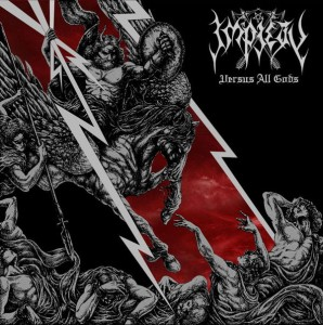 IMPIETY - Versus All Gods (CD)