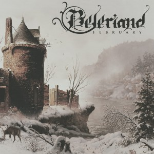 BELERIAND - February (CD)