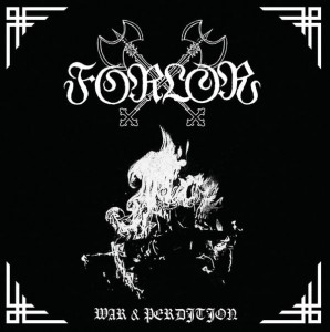 FORLOR - War & Perdition (CD)
