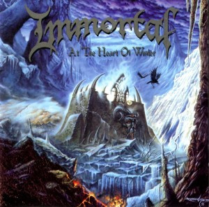 IMMORTAL - At the Heart of Winter (CD)