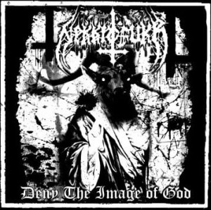 NEKKROFUKK - Deny the Image of God (LP)