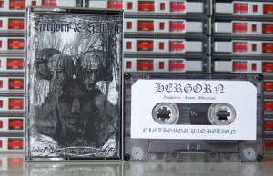 HERGORN / HELLVETO - Under the Sign of Ancient Gods