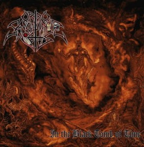 ORDO SANGUINIS NOCTIS - In The Black Tomb Of Time  (CD)