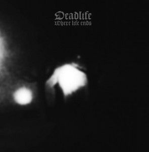 DEADLIFE - Where life ends (CD)
