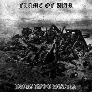 FLAME OF WAR - Long Live Death! (CD)