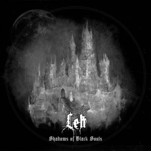 LĘK - Shadows of Black Souls (CD)