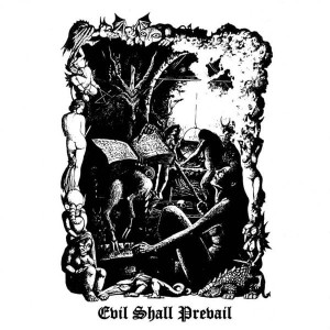 BLACK WITCHERY - Evil Shall Prevail (2LP)