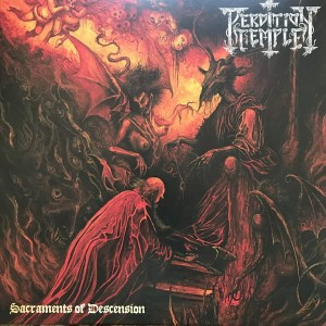 PERDITION TEMPLE - Sacraments Of Descension (CD)