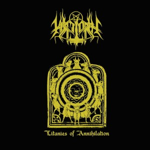 HIRILORN - Litanies of Annihilation (3CD BOX)