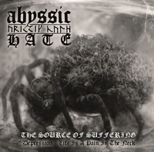 ABYSSIC HATE - The Source Of Suffering (CD)