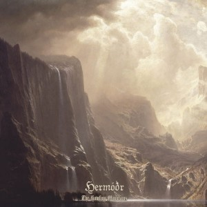 HERMODR - The Howling Mountains (CD)