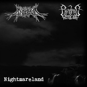 ANTICIPATE / PANDEMIC GENOCIDE - Nightmareland (CD)