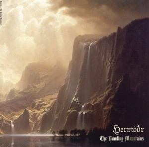 HERMODR - The Howling Mountains (LP)