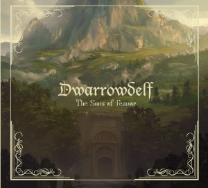 DWARROWDELF - The Sons of Feanor (DigiCD)