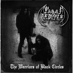 PAGAN TEMPLE - The Warriors Of Black Circles (CD)